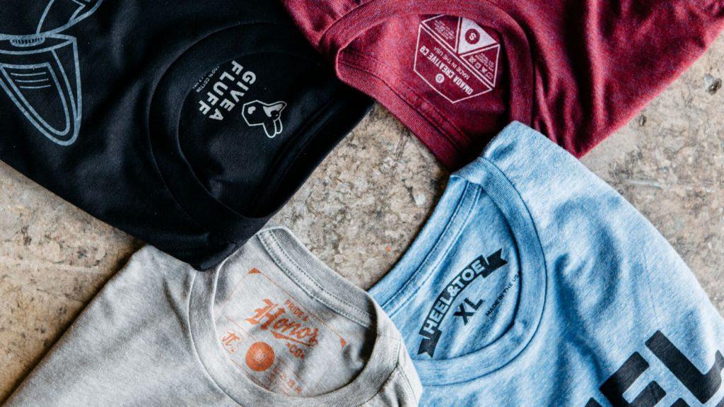 Creating T-shirts