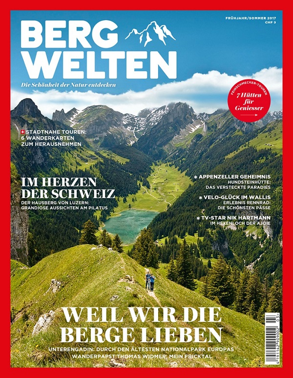 Bergwelten Magazine