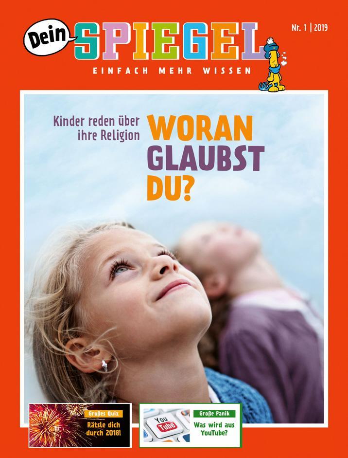 Dein SPIEGEL - Children's magazine