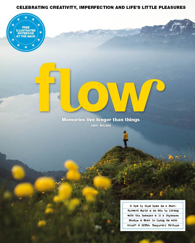 Flow Magazine Switzerland