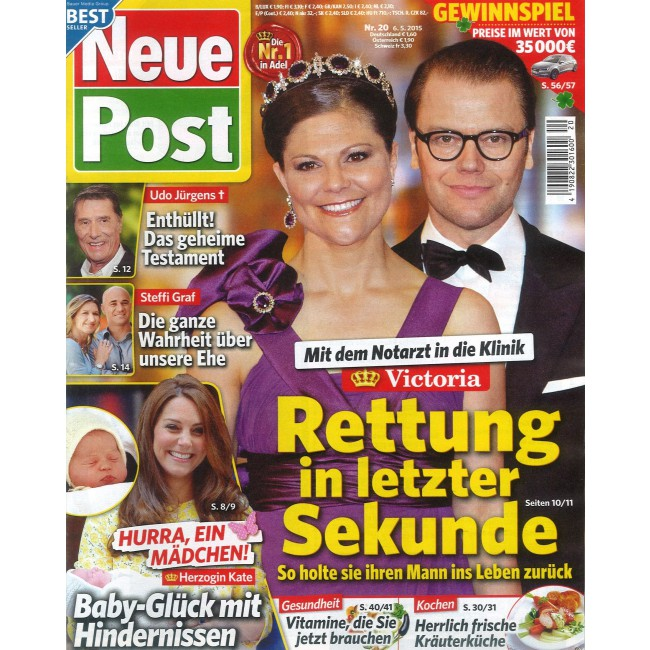 Neue Post - Magazine
