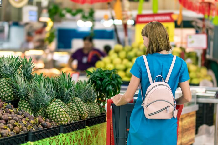 save money grocery large family