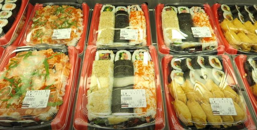 Costco sushi japan