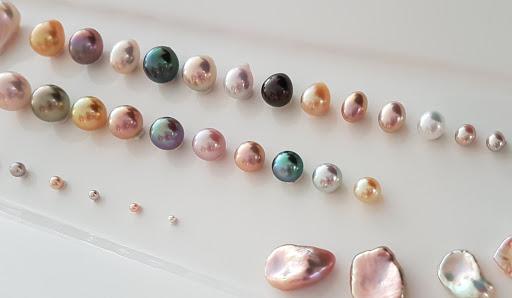 pearls shape look like