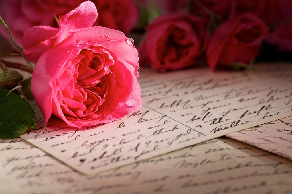 Write about your Love in a Letter