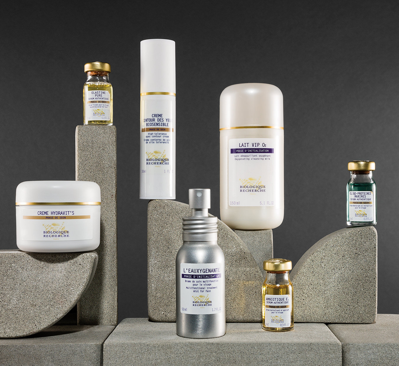 Luxury Skincare Brand Led by Research and Science