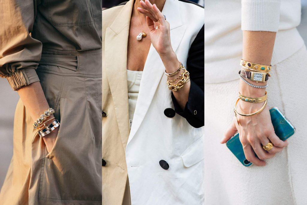 Fashion of Stacking Bracelets