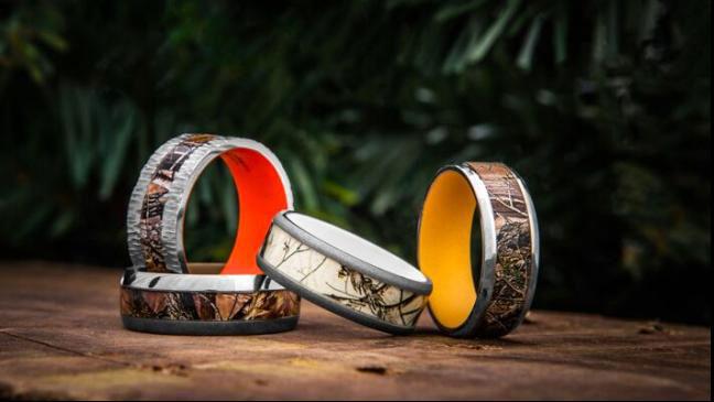 camo rings benefits