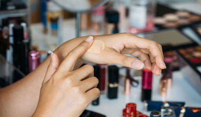 Correct Foundation Makeup