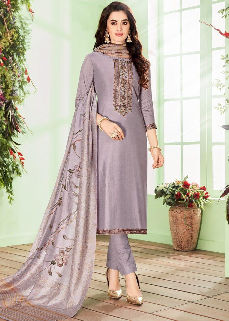 Pant Salwar Suits
