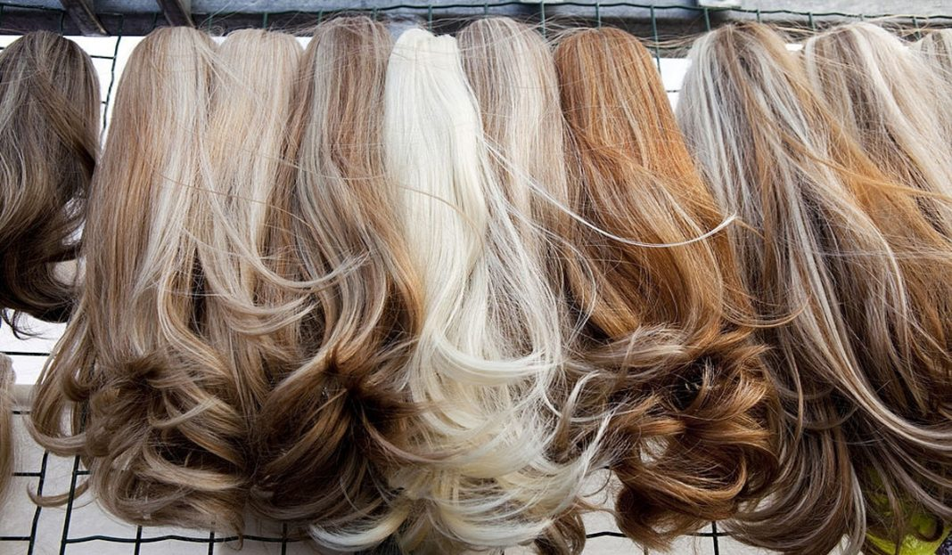 Hair Extensions This Fall