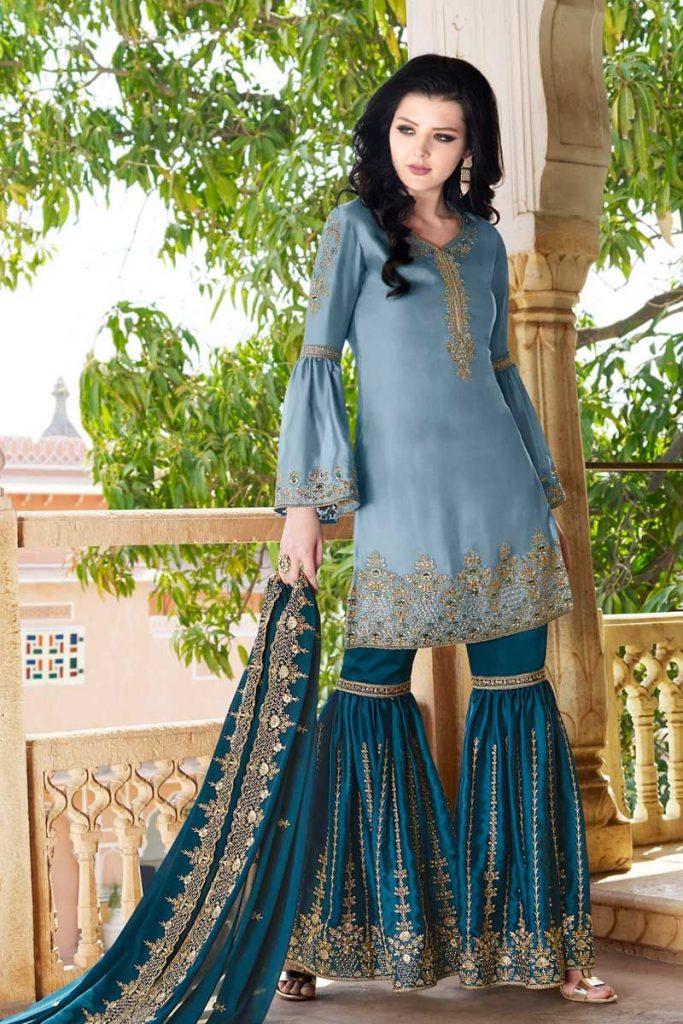 Sharara Salwar