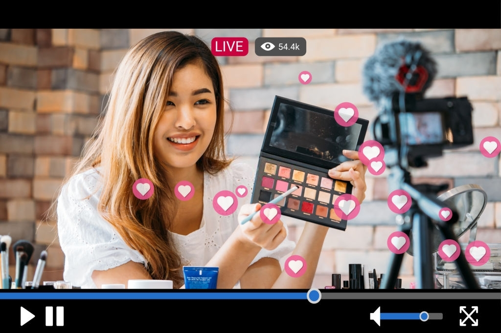digital advertising beauty industry