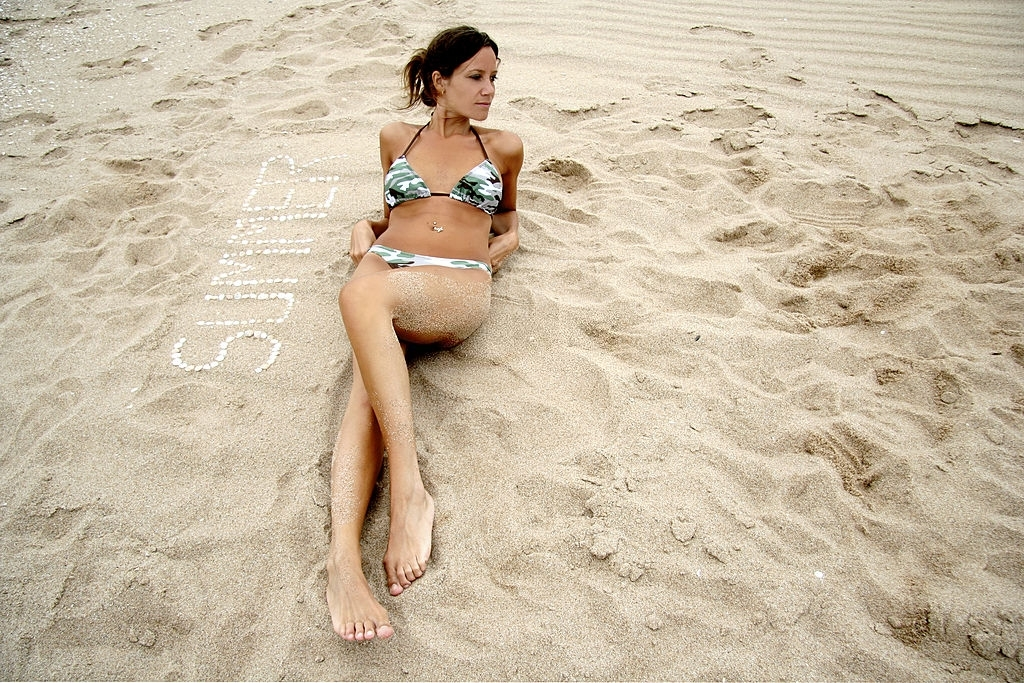Camo Bikinis gift