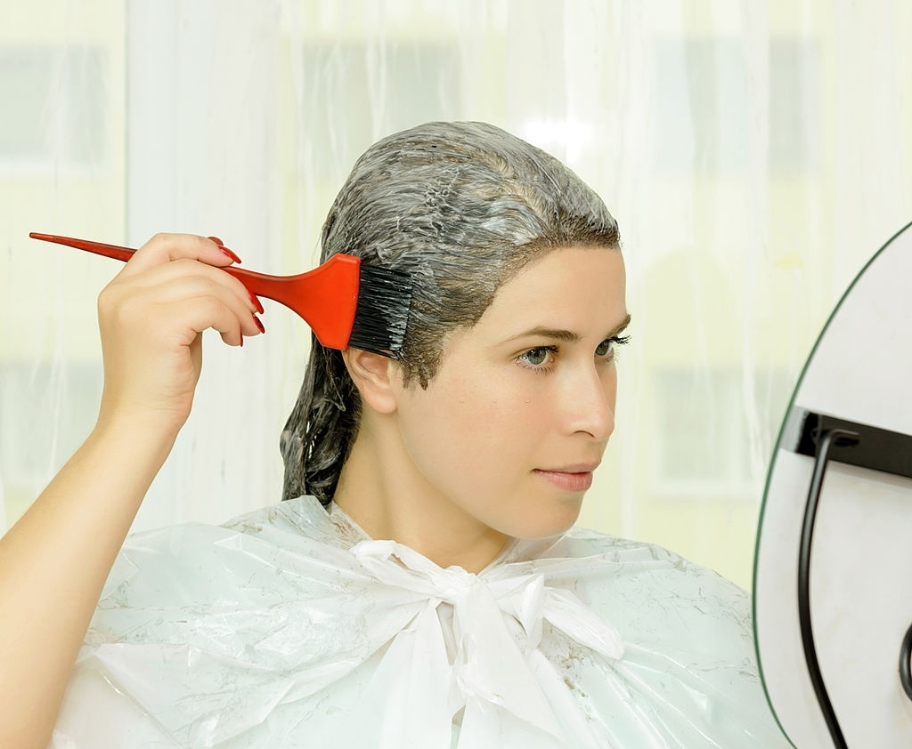 How to Apply Hair Mask