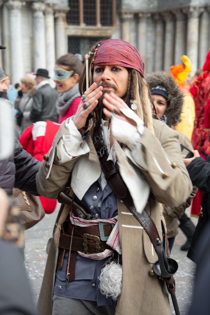 Jack Sparrows Halloween idea
