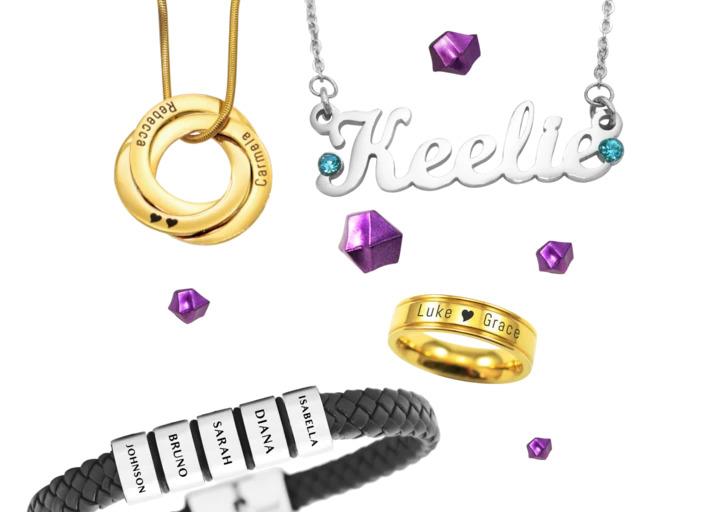 Name Necklace shopplax