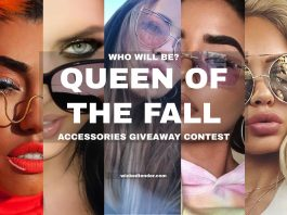 queen of the fall contest