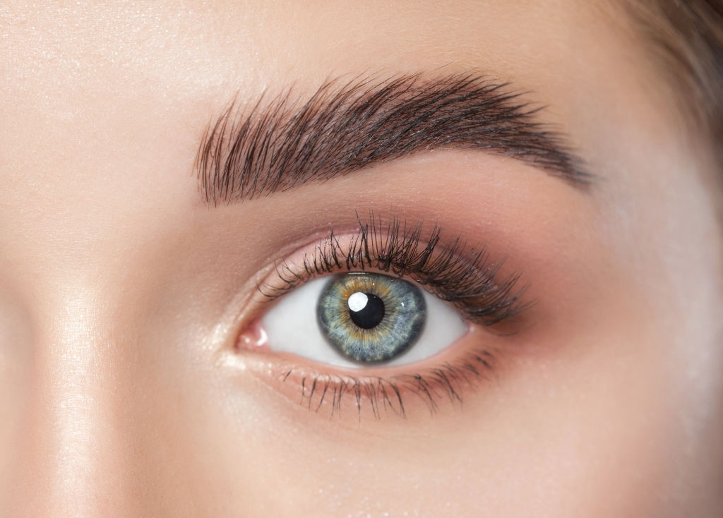 Soap Brows Trend