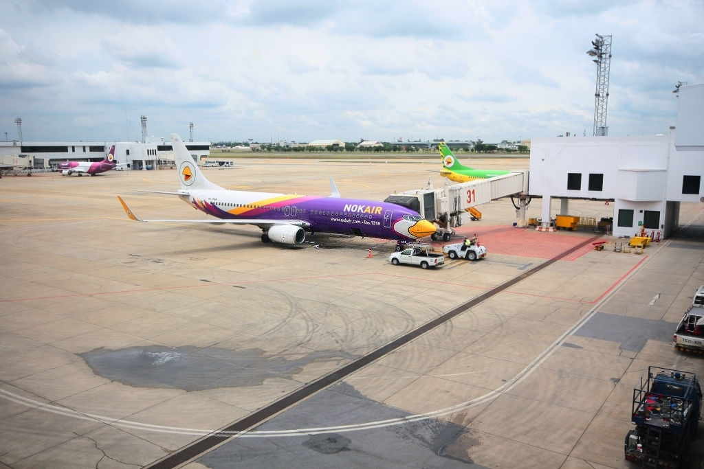 Air Tickets from NokAir