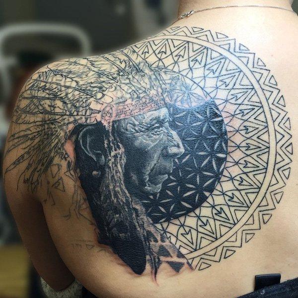 American culture tattoos