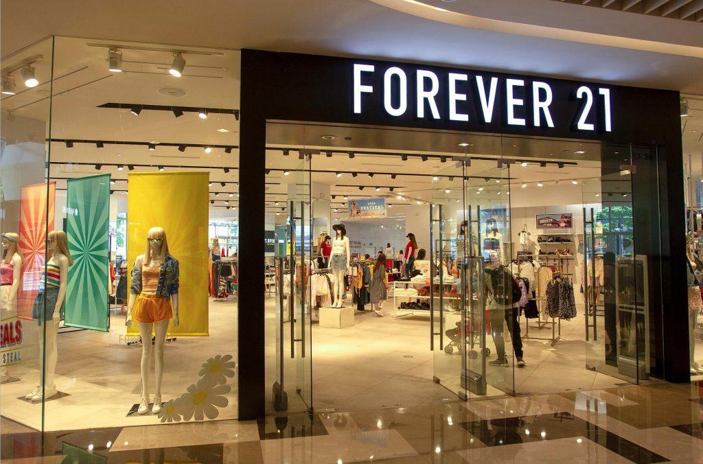 Forever 21 Brand store