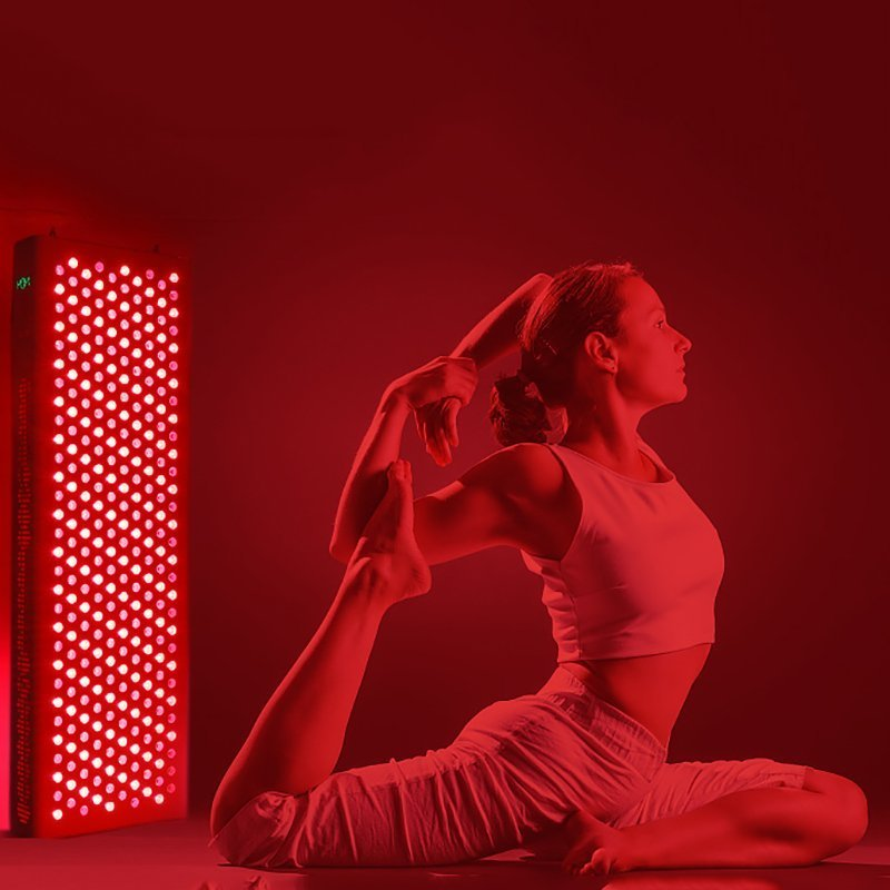 Effects of LED Light Therapy