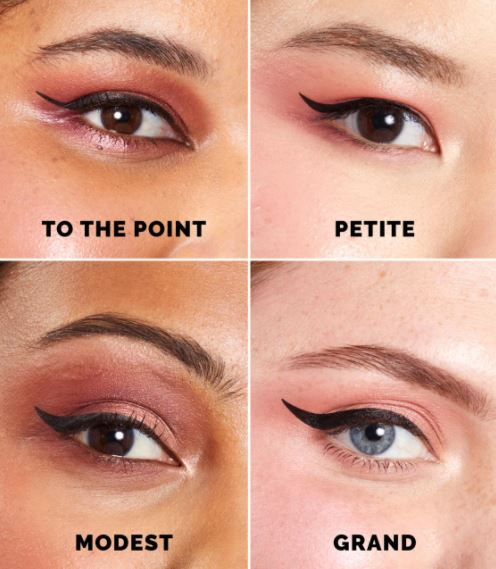 How to Buy Winged eyeliner Stamp