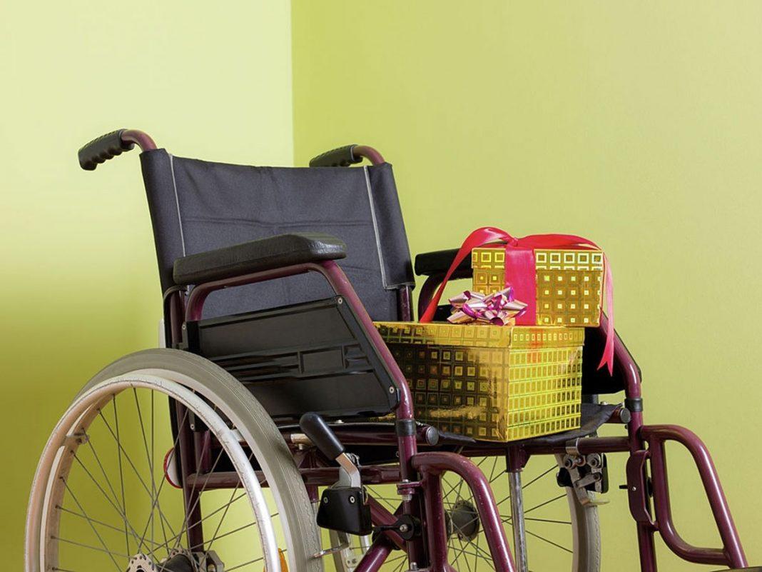 wheelchair gift ideas