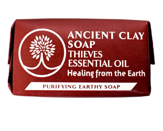 Thieves Essential Oil Soap