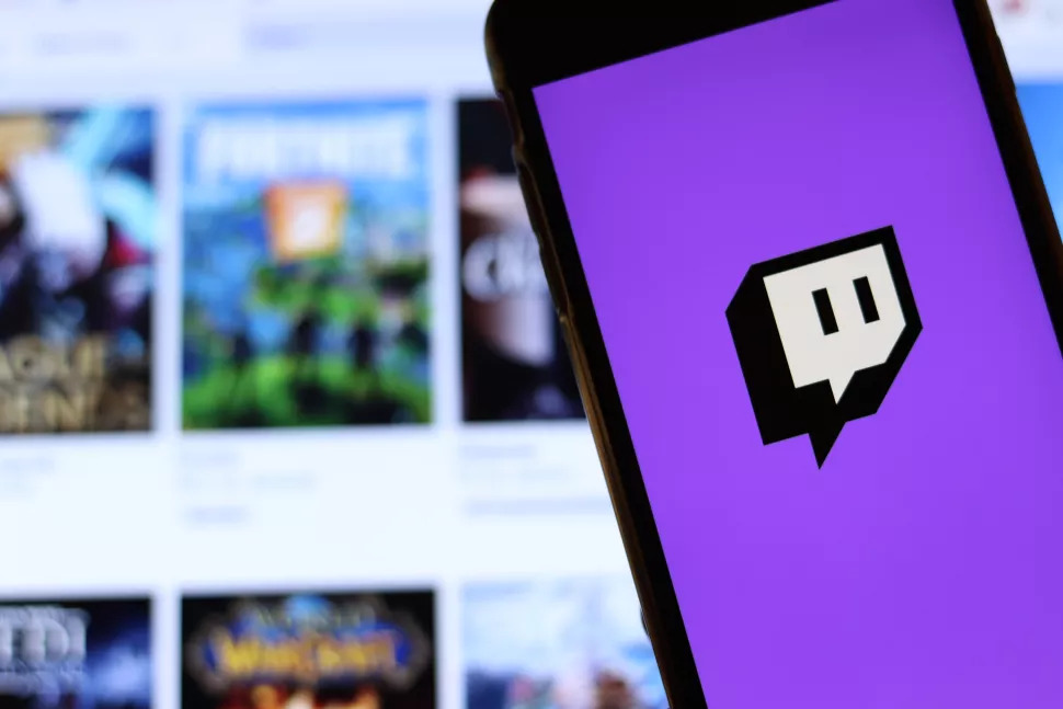 live stream Twitch channel