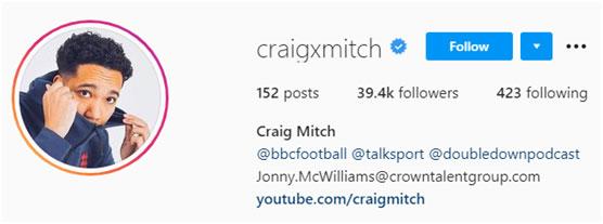 Craig Mitch