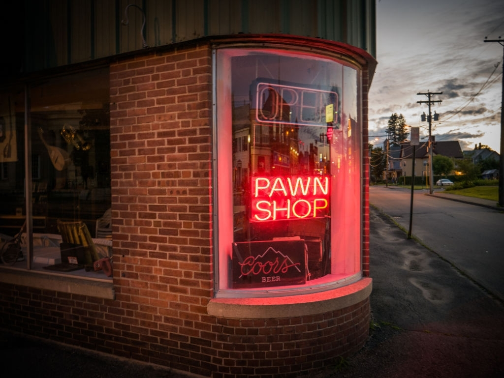 Pawn Shop Code of Ethics