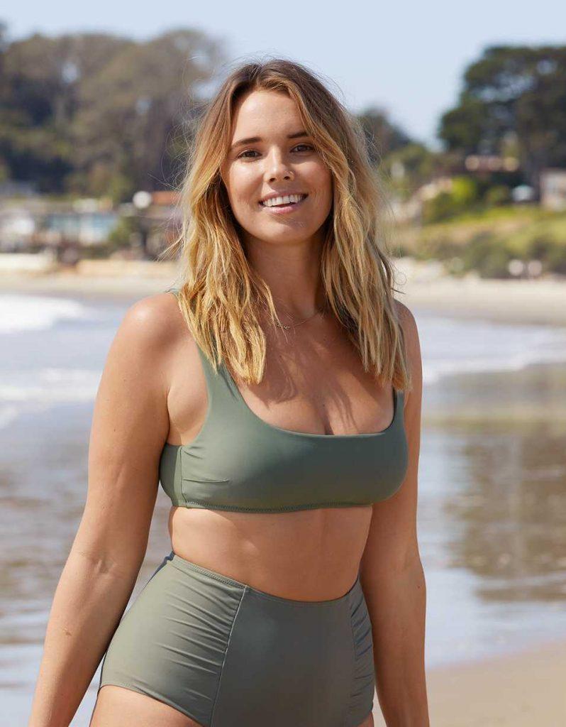 Scoop Bikini Top