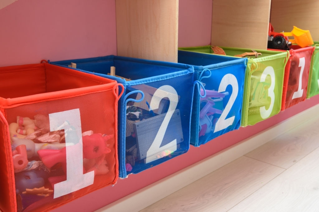 Tips for Toy storage ideas