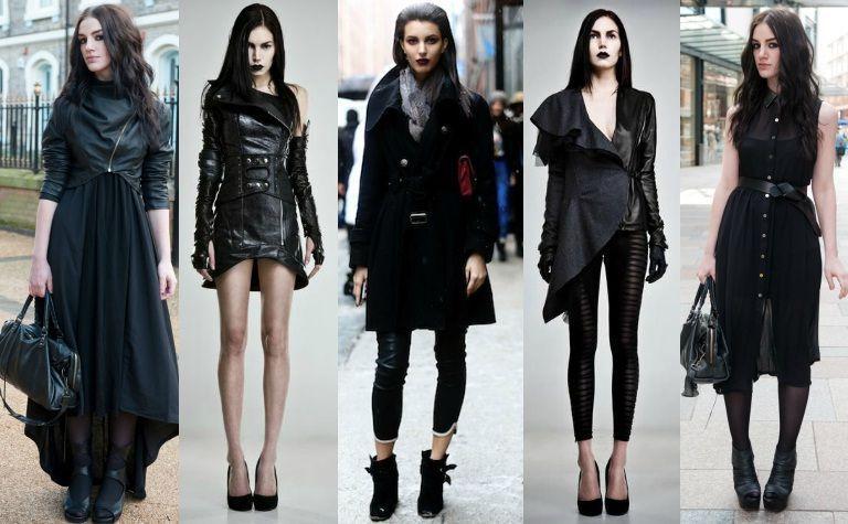 Gothic Fashion trends