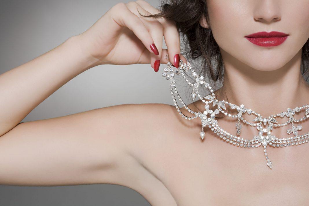 Show Off Stunning Diamond Bling