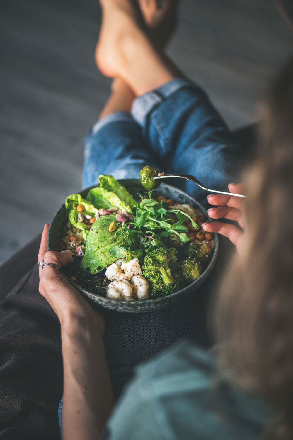 Protein as a Vegetarian Second Nature