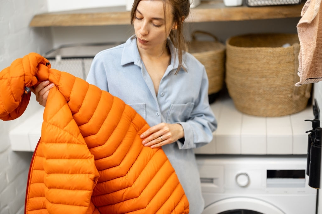 Washing Tips For Down Jackets