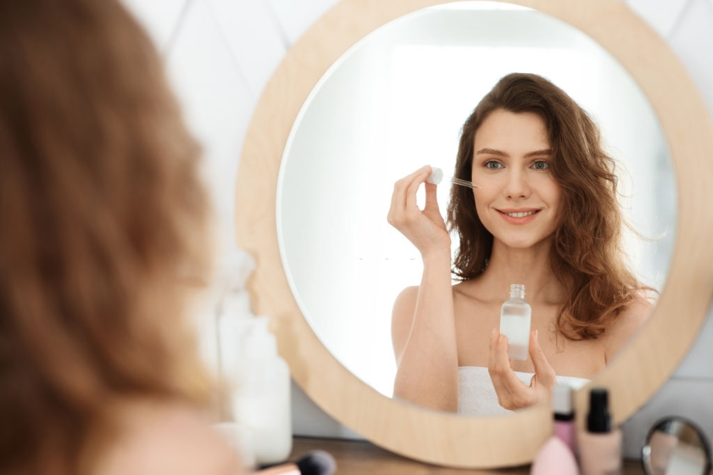 facial serums for skin