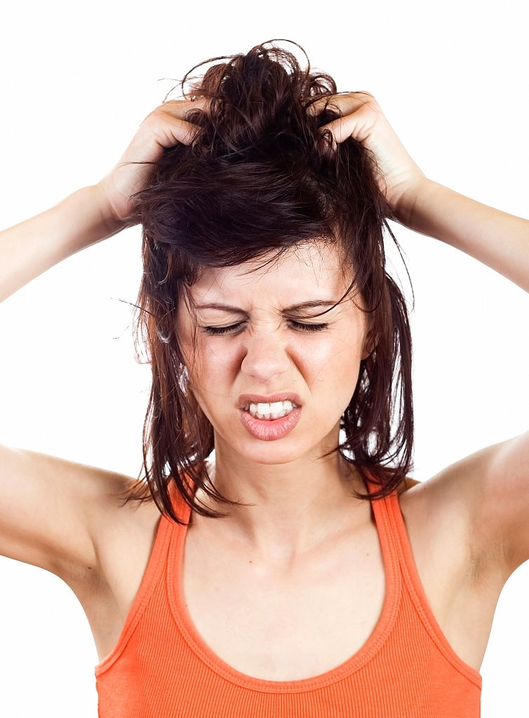 Pimples On Your Scalp and Hair Line