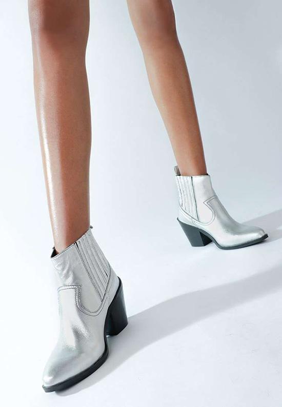 RagNCo Silver Boot