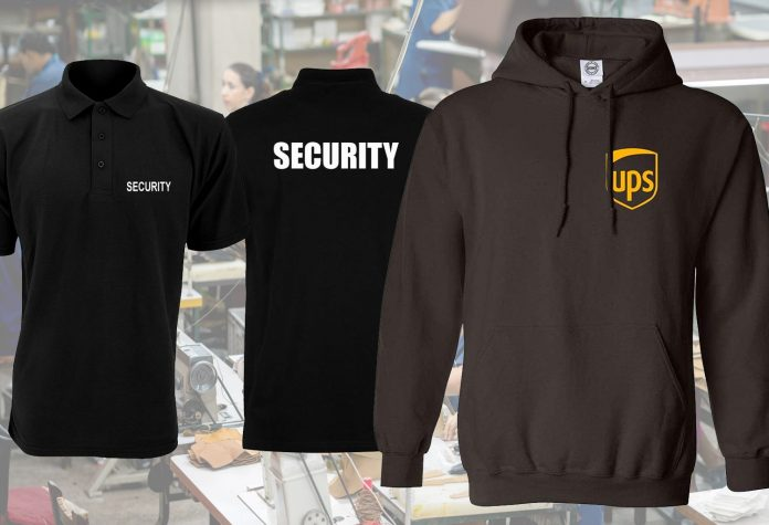 Security Guard Shirts and Outdoor Hoodies